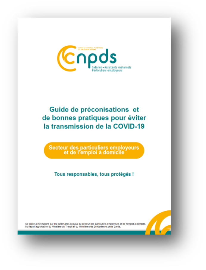 Particuliers-Employeurs : Covid19